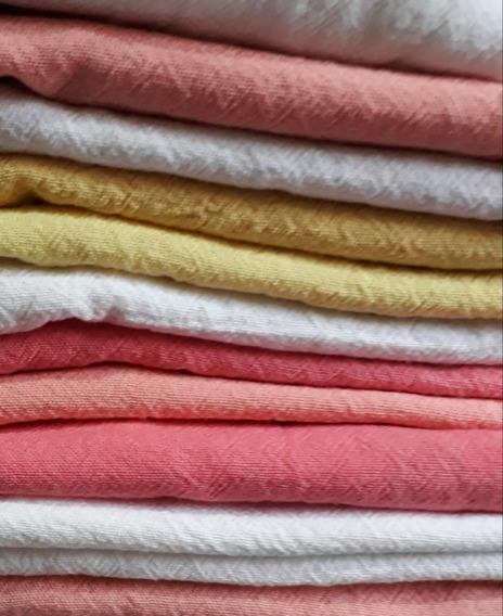 Blusa 100% Algodón Pre-lavado - Modelo Lucy - Marca Plenia