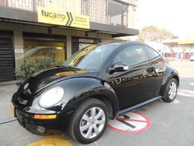Volkswagen New Beetle 2.0cc Mt