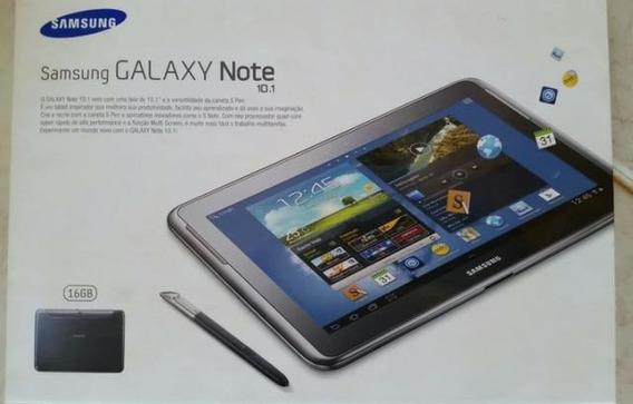 Caixa Vazia Samsung Tablet N8000 Original Mesmo