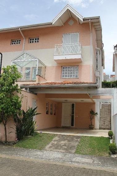 Casa - 216,60m² - 3 Dorm - Granja Viana - Cond. Aldeia Da Granja - Ca0238