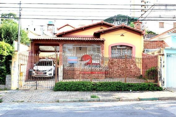 Casa Térrea Ao Lado Do Metrô Jd. São Paulo - Ca0577