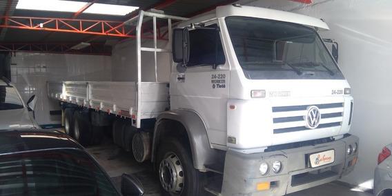 Volkswagem 24.220 Euro3 Worker Branco Diesel 2009