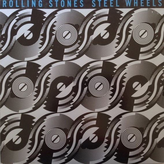 The Rolling Stones - Steel Wheels (remastered 1994, Holanda