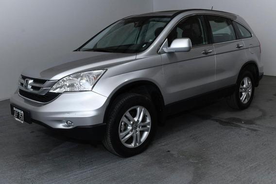 Honda Cr-v 2.4 4x4 Exl Aut L/07 2010