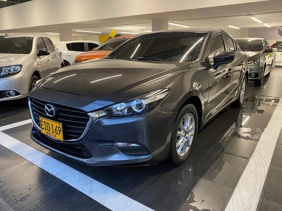 Mazda 3 Prime Aut 2.0 Gris 2018 Eio169