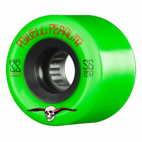 Roda Powell Peralta G-slides 56mm 85a Verde  Ssf  Dhs  2017