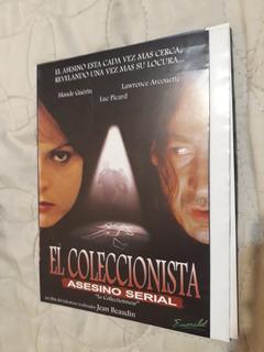 El Coleccionista Asesino Serial Dvd Original Solo Envios