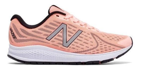 Zapatillas New Balance Running Mujer Color Coral