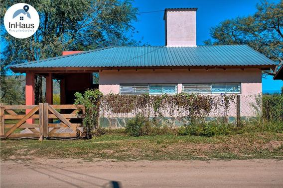 Casa Con Excelente Vista A Las Sierras Chicas - Villa General Belgrano