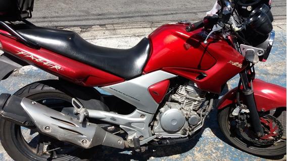 Fazer 250 Yamaha 2010
