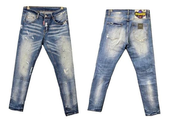 Pantalones Y Jeans Dsquared2 Para Hombre Al Mejor Precio Mercadolibre Com Co
