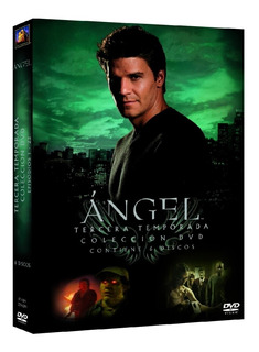 Angel + Buffy La Cazavampiros - Coleccion Completa - Dvd