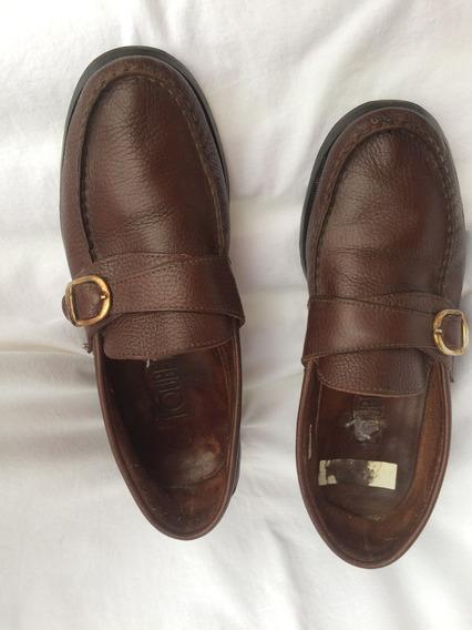Zapato Hombre Mocasin Nº 41 Loubet 713enanitos