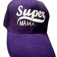 Gorras Con Un Bordado Frontal
