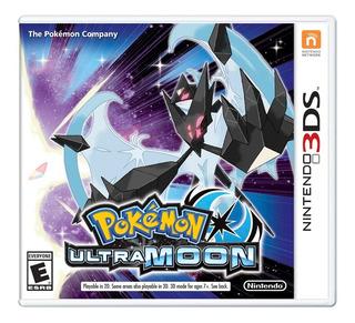 Pokemon Ultra Moon Nintendo 3ds Nuevo Y Sellado!