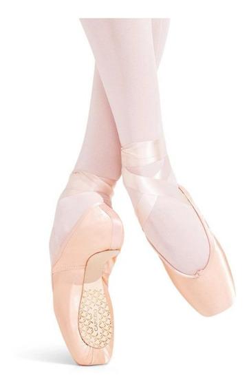 Zapatillas De Punta Para Ballet Capezio Modelo Contempora.