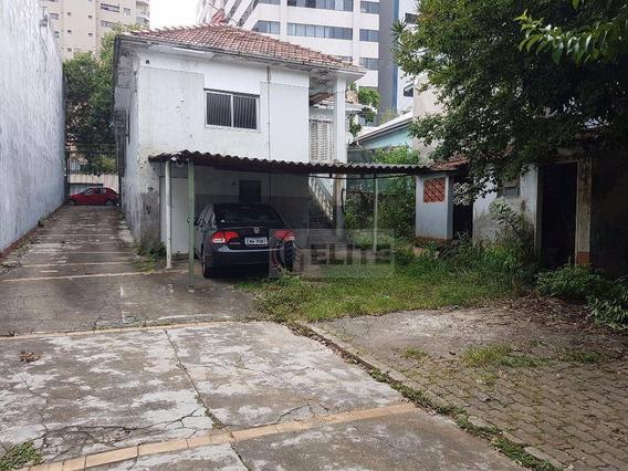 Terreno Residencial À Venda, Santo Antônio, São Caetano Do Sul. - Te0150