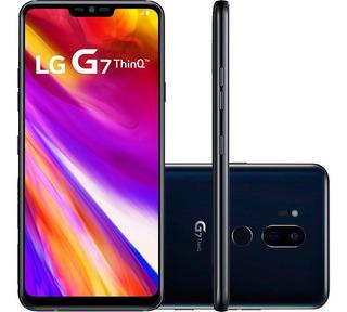 LG G7 Thinq Novo 64gb Anatel Com Nf E Garantia