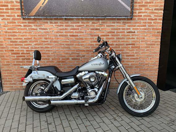 Harley Davidson Dyna Super Glide Custom 2014 Impecável