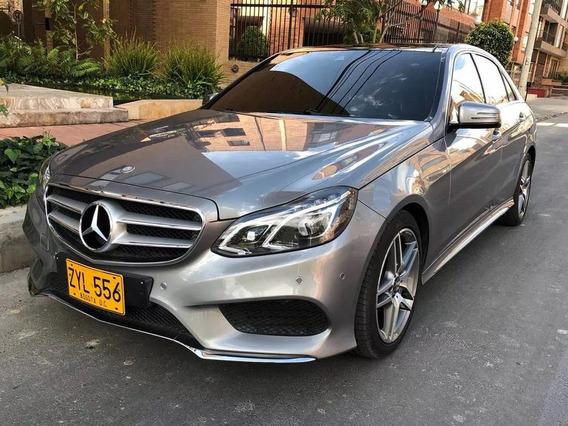 Mercedes-benz Clase E E250 Amg 2014