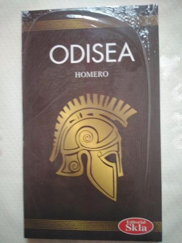 Odisea De Homero