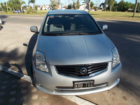 Nissan Sentra Acenta 2011 ¡impecableeee!!!!!!