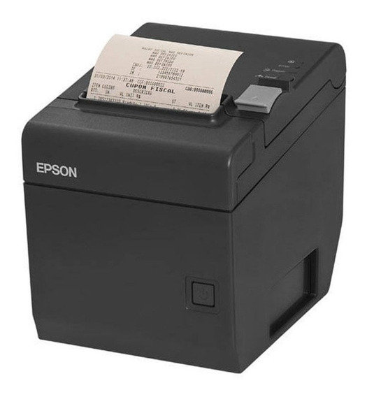 Impressora Fiscal Térmica Blindada Epson Tm-t900f