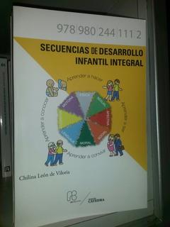 Secuencia Del Desarrollo Infantil Integral Chilina Leon
