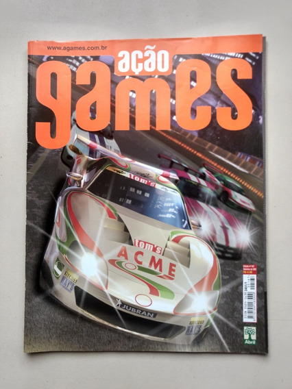 Revista Açao Games 167 Sonic Pokemon Final Fantasy Nba Y293