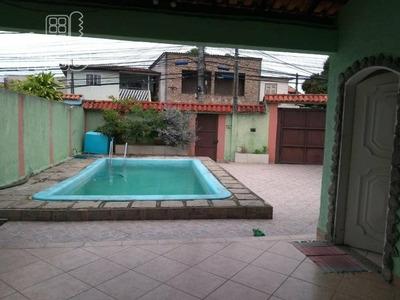Casa Residencial À Venda, Santa Rosa, Niterói. - Ca0672