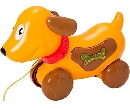 Brinquedo De Bebê Cachorrinho Musical First Steps