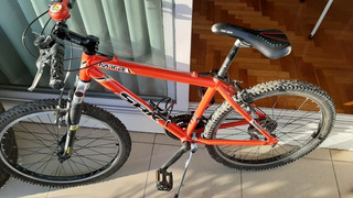 Bicicleta Rodado 24 Niño Mountain Bike Sbk Cambios Impecable