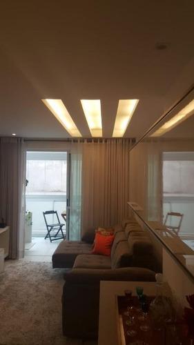 Apartamento Com 3 Dormitórios À Venda, 115 M² - Icaraí - Niterói/rj - Ap5896