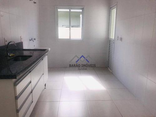 Casa Com 3 Dormitórios, 110 M² - Venda Por R$ 650.000,00 Ou Aluguel Por R$ 2.500,00/mês - Jardim Carolina - Jundiaí/sp - Ca0857