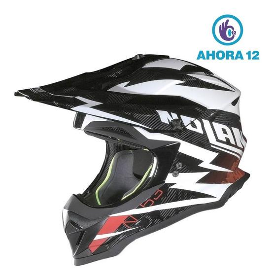Casco Motocross Enduro Nolan N53 Comp Ahora 12
