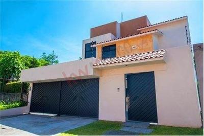 Casa En Venta, Temixco, Morelos, Lomas De Cuernavaca.