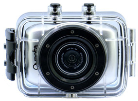 Camera Estilo (go Pro) Qualidade Hd 720p