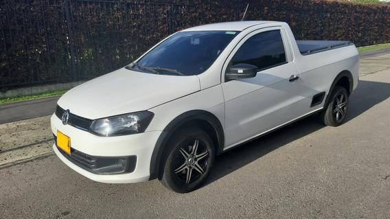 Volkswagen Saveiro Pick Rines De Lujo Utilizada En Ciudad