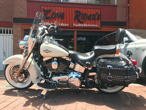 Harley-davidson Heritage Softail Classic 2015 1690