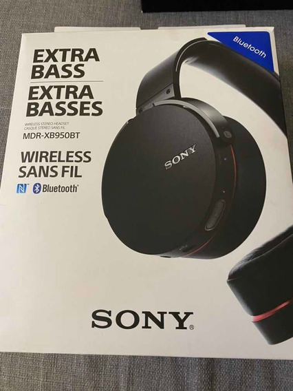 Sony Mdr Xb950bt Wireless