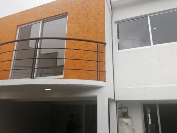 Casa En Venta Tlalpan, San Miguel Ajusco En Tequimila