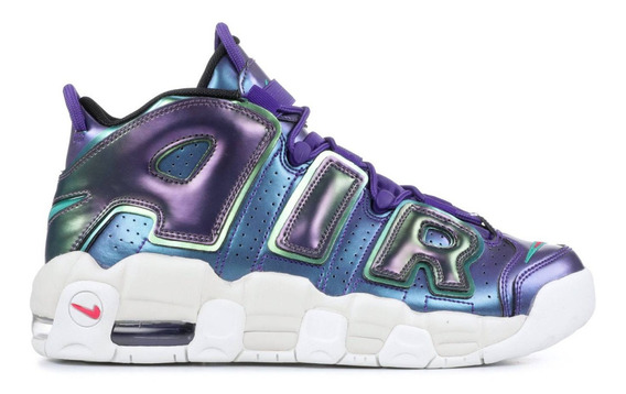 Zapatillas Uptempo Iridescent Purple