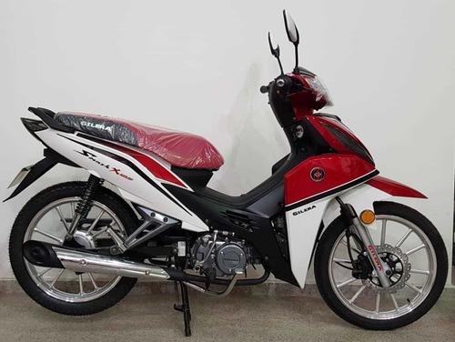 Gilera Smash X125cc Jcr Motos