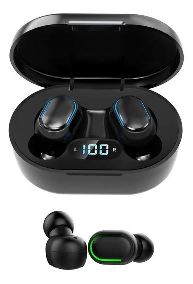 Fones De Ouvido Bluetooth E7s Tws Mãos-livres Sem Fio