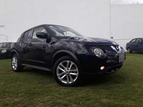 Nissan Juke 2016 Exclusive Navi Cvt Gps Quemacocos C.revers