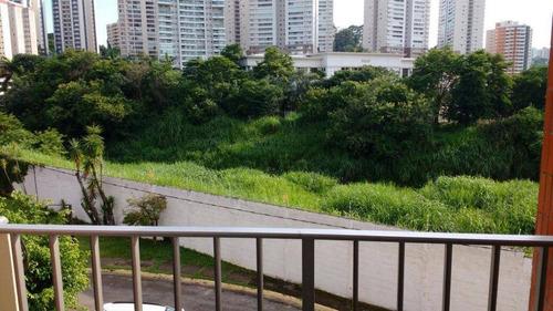 Apartamento Residencial À Venda, Jardim Aquarius, São José Dos Campos. - Ap2037