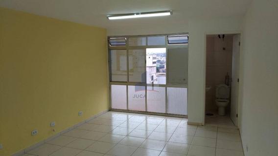 Sala Comercial- Centro - Santo André/sp - Sa0087