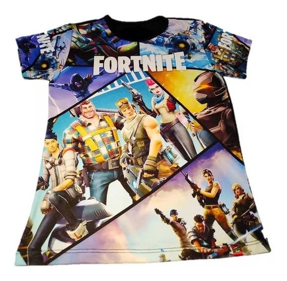 Combo Fortnite Camiseta + Gorra, Nino Camisetas