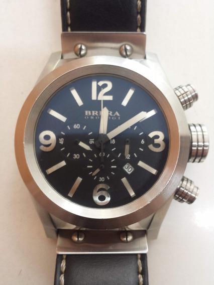 Relógio Italiano Brera Orologi Modelo: Bretc45