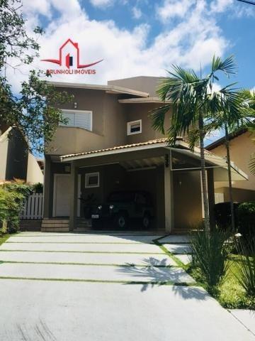 Casa A Venda No Bairro Condomínio Residencial Terras Do - 3259-1